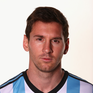 very messi