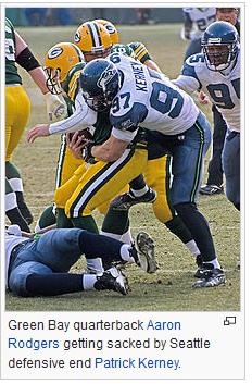 quarterbacksack